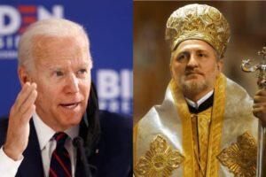 L'archevêque Elpidophore a prononcé la bénédiction finale lors de la Convention démocrate