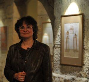"""""""Dans cette œuvre, l'ingrédient fondamental est évidemment le travail du Saint-Esprit"""", entretien avec l'iconographe Elena Murariu"""