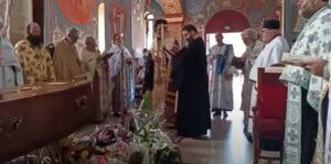 Funérailles du père Boris Bobrinskoy : oraison funèbre du métropolite Emmanuel (+vidéos)