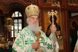 Le patriarche de Serbie Irénée a fêté ses 90 ans