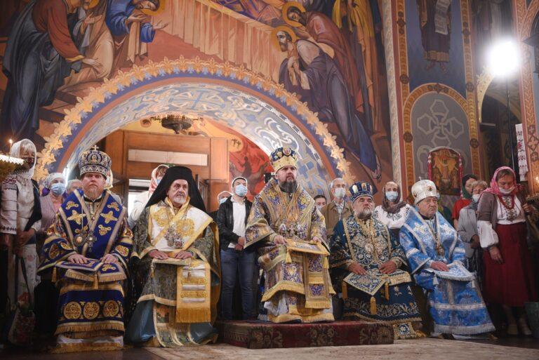 Le métropolite Emmanuel de France invité à Kiev pour la fête de la Dormition de la Mère de Dieu
