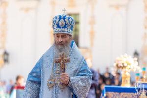 Déclaration du métropolite de Kiev Onuphre au sujet du processus de paix en Ukraine