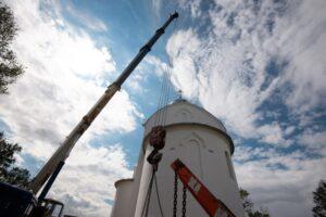Plus de 40 millions de dollars de dons annuels pour la construction d'églises orthodoxes à Moscou