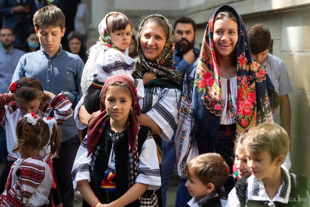 Selon une étude les Roumains sont au 3e rang mondial en termes de population orthodoxe