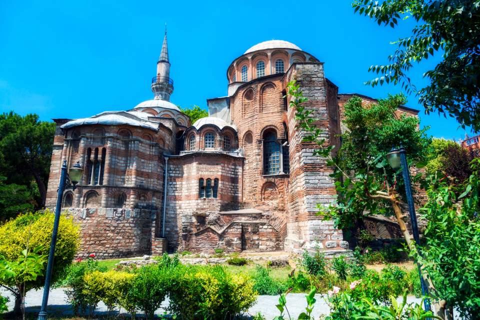 «Carol Saba: Turquie, l'église byzantine de la Chora reconvertie en mosquée»
