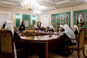 Message du Saint-Synode de l'Église orthodoxe russe à l'épiscopat, au clergé, aux moines et aux laïcs au sujet du fléau répandu cette année
