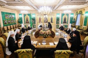 Un nouvel exarque, de nationalité biélorusse, est nommé à Minsk
