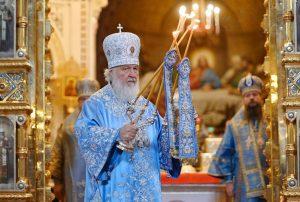 Le patriarche de Moscou Cyrille : « Plus l'influence de l'Église sur la vie de la société est forte, plus la réaction l'est également »