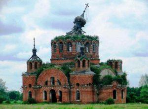 Le Patriarcat de Moscou crée une base d'archives numérique des églises en ruine