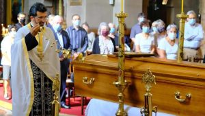 In memoriam – Rév. père Nicolas Xénos, protopresbytre du Trône œcuménique