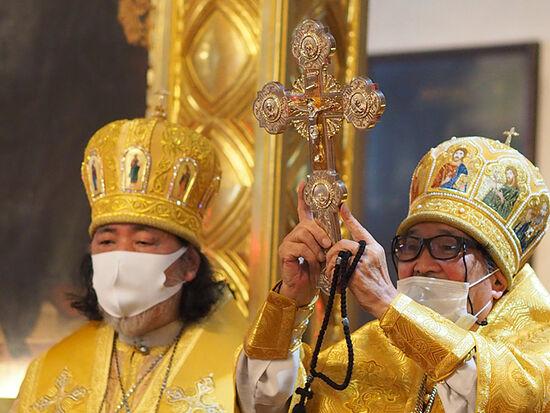L'Église orthodoxe du Japon célèbre plusieurs anniversaires