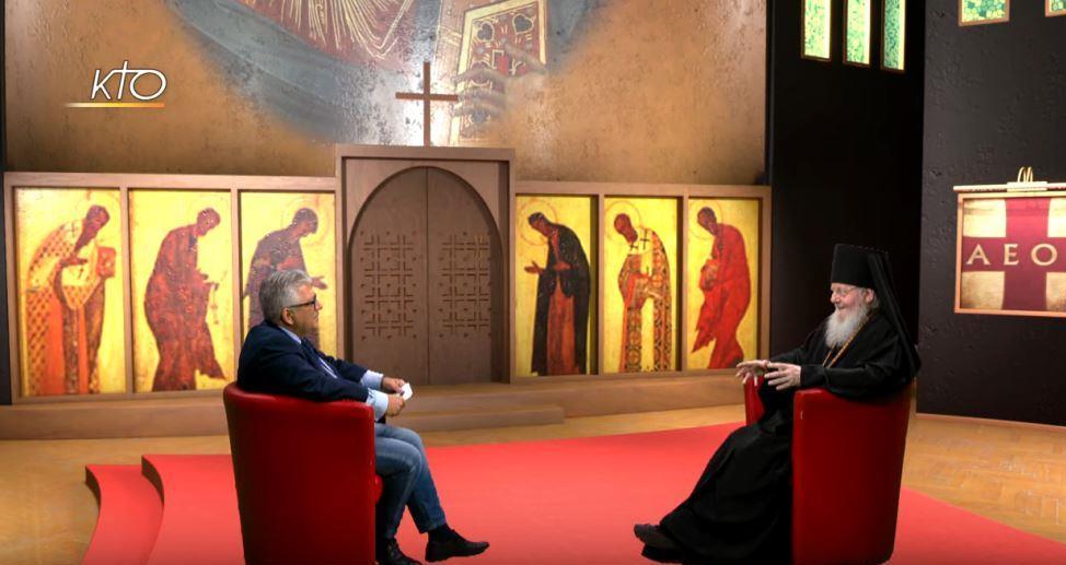 «L'orthodoxie, ici et maintenant» (KTO) : «Hommage au père Boris Bobrinskoy»