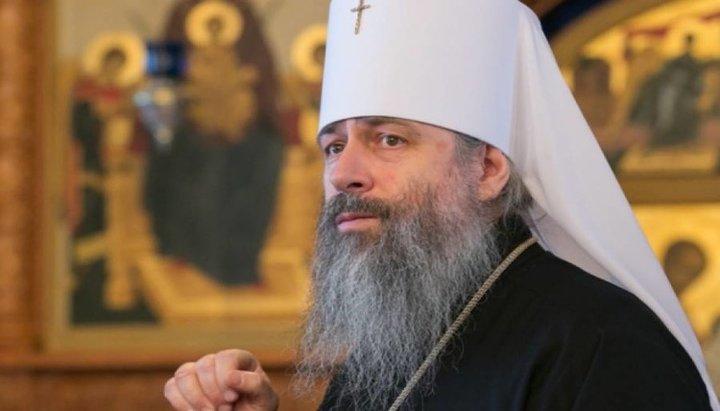 Le métropolite Arsène, supérieur du monastère de Sviatogorsk (Ukraine) : « Nous avons le choix : être humains ou inhumains »