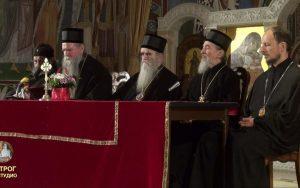 Le conseil épiscopal de l'Église orthodoxe serbe au Monténégro : « La paix et l'entente nationale sont le plus important »