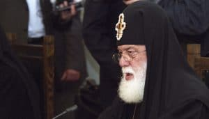 Le primat de l'Église orthodoxe géorgienne appelle Erevan et Bakou à la paix