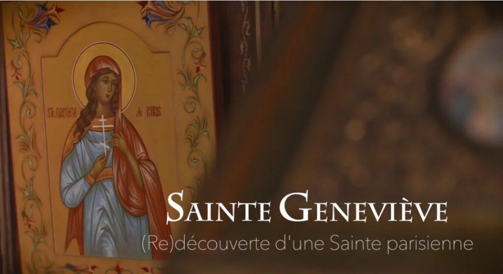Bande-annonce de l'émission «Orthodoxie» sur France 2 « Sainte Geneviève (Re)découverte d'une sainte parisienne » – 4 octobre à 9h30