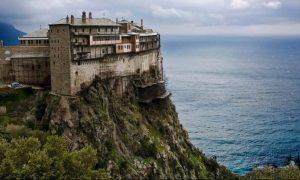 Plusieurs secousses sismiques ont été ressenties sur le Mont Athos