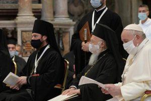 Le patriarche œcuménique a été déclaré docteur honoris causa de l'université pontificale Saint-Antoine de Rome