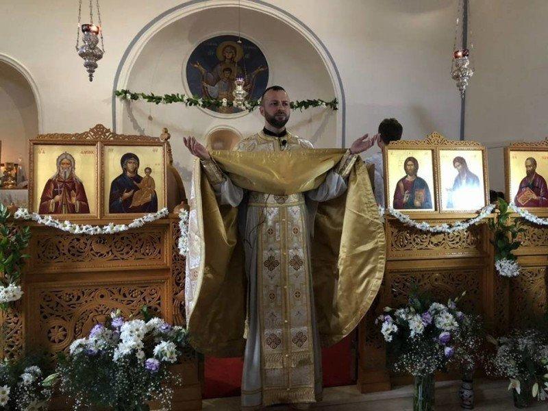 L'exarque de Constantinople en Ukraine sera consacré évêque