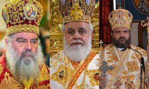 Véhémente protestation de la part de quatre hiérarques ce l'Église de Chypre après la commémoration du métropolite Épiphane [Doumenko] par l'archevêque Chrysostome