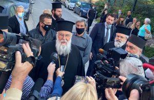 Le tribunal de Corfou a acquitté le métropolite Nectaire