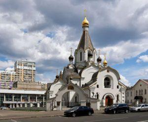 30 églises sont en construction cette année à Moscou malgré les restrictions dues à la pandémie