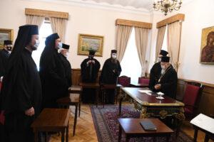 Communiqué du Saint-Synode de l'Église autonome de Finlande, réuni à Constantinople