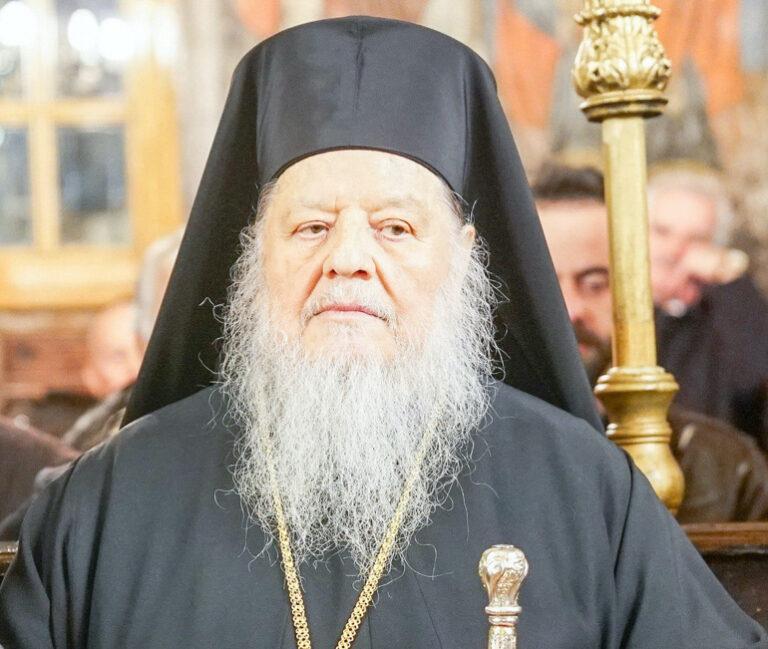 Le métropolite de Florina (Église de Grèce) se prononce contre l'autocéphalie de « l'Église de Macédoine »