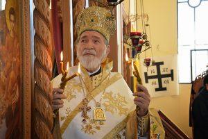 Décès de Mgr Gennadios, métropolite d'Italie (Patriarcat de Constantinople)