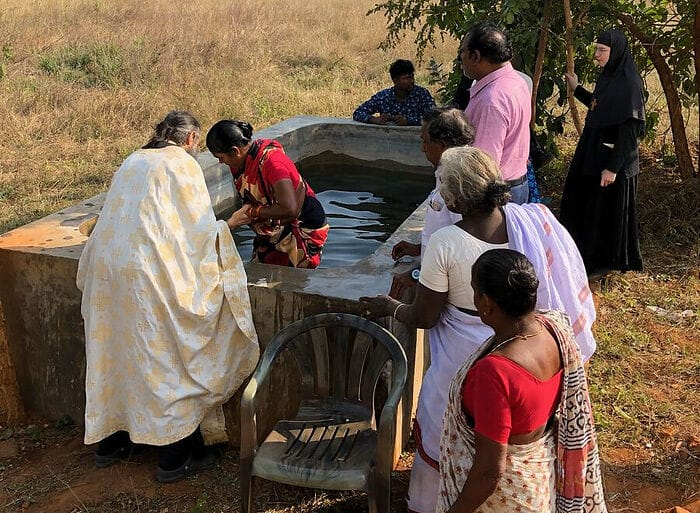 Le développement rapide de la Mission orthodoxe en Inde est reconnu par le gouvernement