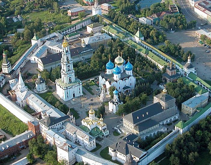 En quarantaine volontaire, le patriarche de Moscou Cyrille n'a pu se rendre à la Laure de la Trinité-Saint-Serge pour la fête du saint