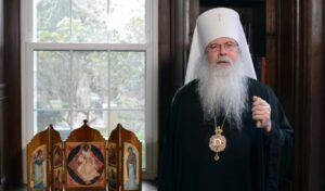 Le métropolite Tikhon envoie une lettre de soutien au primat arménien