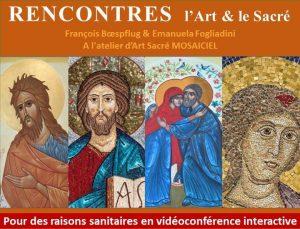 Une rencontre en vidéoconférence interactive sur la Transfiguration dans l'art d'Orient et d'Occident