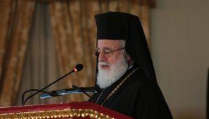 Le métropolite de Kykkos (Église de Chypre) : « Le patriarche Bartholomée doit convoquer un concile » au sujet de la question ukrainienne