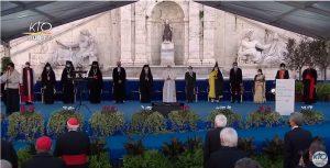 Rencontre internationale de prière pour la paix à Rome – « Personne ne se sauve tout seul – Paix et fraternité »