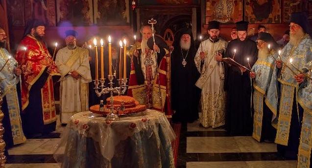 L'Église de Jérusalem fête le retour des reliques de saint Sabbas le Sanctifié