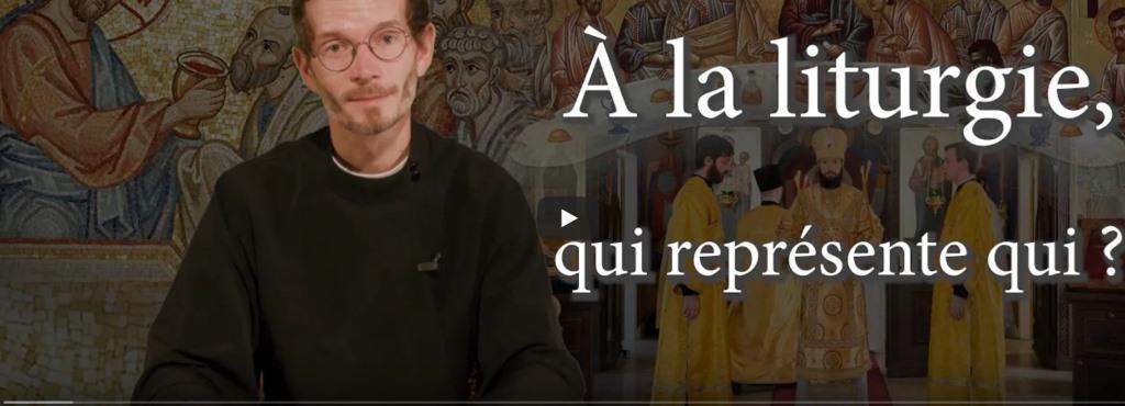 «À la liturgie, qui représente qui ?»