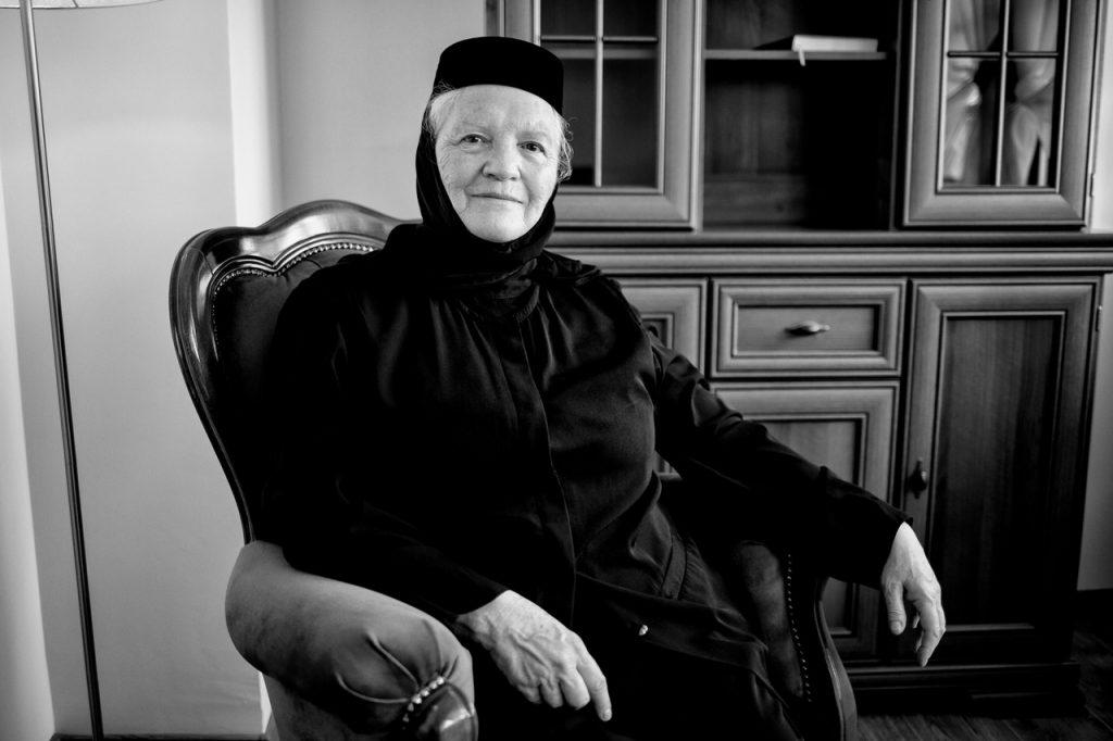 « Le voyage spirituel d'une femme orthodoxe française devenue moniale »
