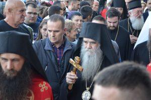 Le métropolite de Berlin et d'Allemagne Marc (Église russe hors-frontières) : « Nous avons reçu un intercesseur devant le Trône du Très-Haut »