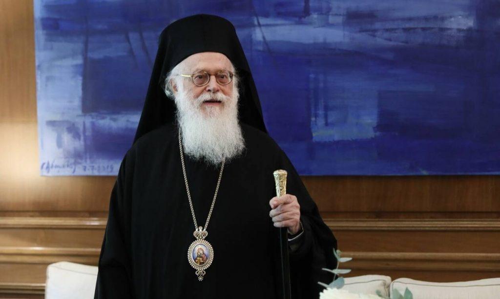 L'archevêque de Tirana Anastase sortira de l'hôpital aujourd'hui