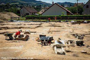 France : découverte d'une nécropole à Autun qui apporte un éclairage sur les débuts du christianisme en Gaule