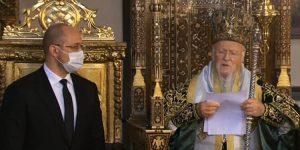 Le patriarche Bartholomée effectuera une visite en Ukraine en août 2021