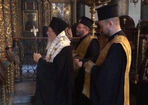 Le patriarche œcuménique Bartholomée a célébré un office de requiem pour le métropolite du Monténégro et du Littoral Amphiloque