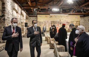 Le patriarche Bartholomée a participé à une réunion des chefs des communautés religieuses non musulmanes en Turquie