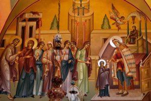 Offices des 21 et 22 novembre lus par les laïcs qui ne peuvent pas assister à la divine liturgie