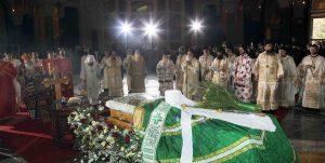 Les funérailles du patriarche de Serbie Irénée ont eu lieu en la cathédrale Saint-Sava de Belgrade