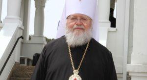 Condoléances du métropolite de New York Hilarion, primat de l'Église russe hors-frontières, au patriarche de Serbie Irénée, à l'occasion du décès du métropolite du Monténégro Amphiloque