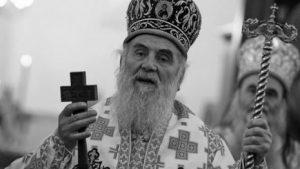 Le patriarche serbe Irénée est décédé