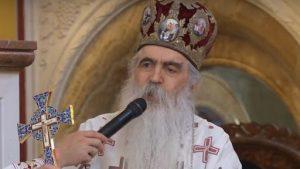 Homélie de l'évêque de Bačka Irénée aux funérailles du métropolite du Monténégro et du Littoral Amphiloque