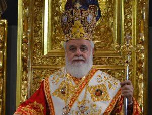 Communiqué du métropolite de Kykkos Nicéphore au sujet de la décision de l'Église de Chypre au sujet du problème ukrainien